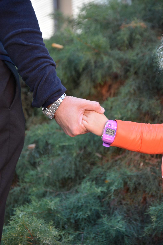 Con Nilox Bodyguard so sempre dov'è mia figlia